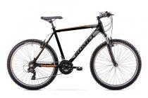 Romet Rambler R6.1 MTB kerékpár Fekete