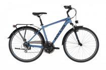 Kellys Carson 30 férfi trekking kerékpár Fekete