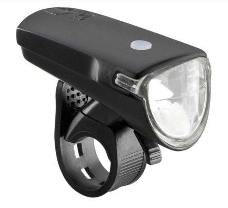 AXA Greenline 35 első lámpa