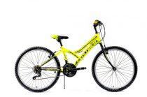 Explorer Legion 24 2 gyerek kerékpár HAJMERESZTŐ ÁRON Zöld