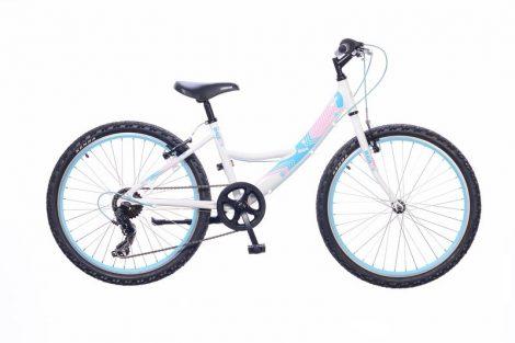 Neuzer Maja 24 lány gyermek kerékpár több színben