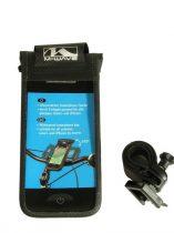 M-Wave Black-Bay okostelefon tartó