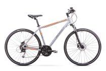 Romet Orkan 4 férfi crosstrekking kerékpár 2018 ezüst L
