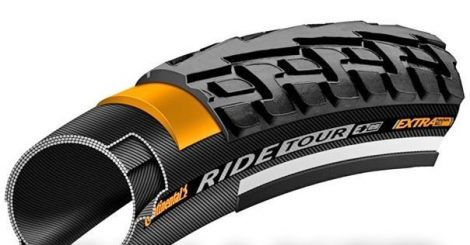 "Continental Ride Tour Reflex 26"" retro köpeny"