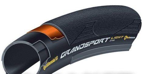 Continental Grand Sport Light 622 országúti köpeny