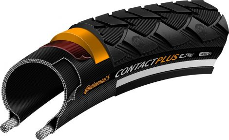 Continental Contact Plus Reflex 622 trekking köpeny