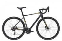 Kellys Soot 50 gravel kerékpár Fekete