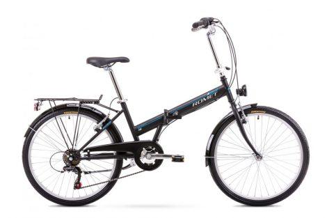 Romet Jubilat 1 kerékpár Fekete