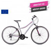 Romet Orkan 2 női crosstrekking kerékpár '18 Fehér