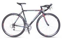 Neuzer Whirlwind 200 országúti kerékpár Fekete