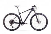 Romet Monsun 3 29er kerékpár Fekete