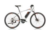 Shockblaze Pulse E600 férfi pedelec crosstrekking kerékpár szürke