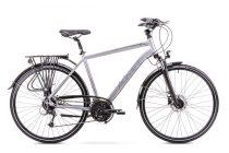 Romet Wagant 5 férfi trekking kerékpár Fekete