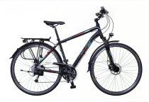 Neuzer Firenze 400 férfi trekking kerékpár Fekete