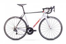 Romet Huragan CRD Team országúti kerékpár Fehér-Fekete