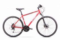 Romet Orkan 4 férfi crosstrekking kerékpár 2018 piros M
