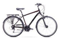 Romet Wagant 3 Limited férfi trekking kerékpár Fekete