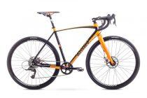Romet Boreas 1 országúti kerékpár Fekete-Narancs