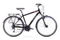 Romet Wagant 4 Limited férfi trekking kerékpár Fekete