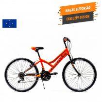 Explorer Legion 24 2 gyerek kerékpár HAJMERESZTŐ ÁRON Narancs