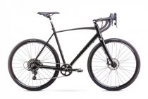 Romet Boreas 2 országúti kerékpár Fekete