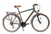 "Capriolo Roadster Man 2.0 férfi trekking kerékpár 21"" Limited Fekete-Kék"