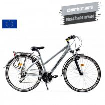 "Capriolo Roadster Lady 2.0 női trekking kerékpár 17"" Limited Ezüst-Lila"