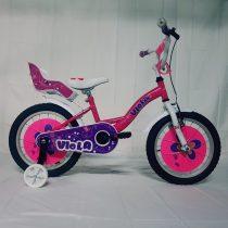 Capriolo Viola 16 kerékpár LEGJOBB AJÁNLAT Rózsaszín