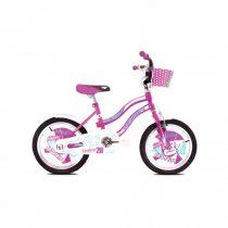 """Adria Fantasy 20"""" gyerek kerékpár Lila-Rózsaszín"""