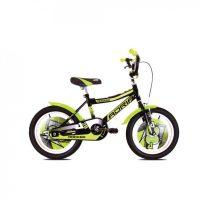 """Adria Rocker 20"""" gyerek kerékpár Fekete-Zöld"""