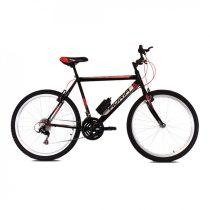 """Adria Nomad 26"""" férfi MTB kerékpár Fekete-Piros"""
