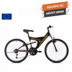 """Adria Dakota 26"""" férfi MTB kerékpár Fekete-Narancs"""