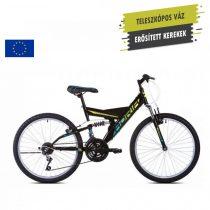 Adria Dakota 26 kerékpár Fekete-Zöld