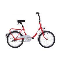 Capriolo Pony kerékpár Piros