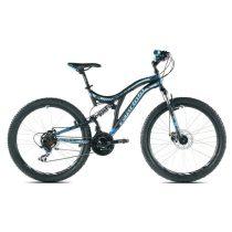Capriolo GTX 260 kerékpár Fekete-Kék