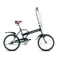 Capriolo Travel 1 kerékpár Fekete