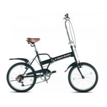 Capriolo Travel 6 kerékpár Fekete