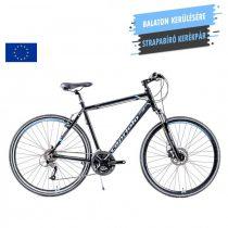 """Capriolo Roadster 2.0 Man Limited férfi crosstrekking kerékpár 21"""" Fekete-Kék"""