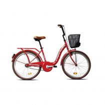 Capriolo Everyday kerékpár Piros