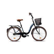 Capriolo Everyday kerékpár Fekete