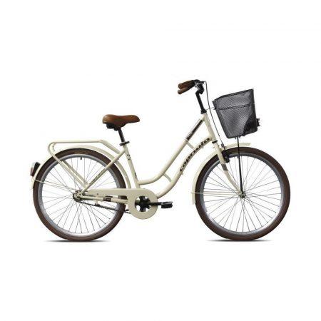 Capriolo Picnic női városi kerékpár Krém