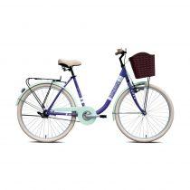 Adria Melody női városi kerékpár Lila