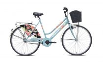 Adria Jasmin női városi kerékpár Világoskék