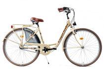 Capriolo Diana 3 sebességes női városi kerékpár krém