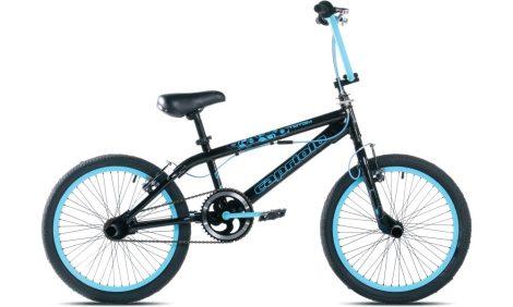 """Capriolo Totem 20"""" bmx kerékpár Fekete-Kék"""