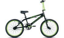"""Capriolo Totem 20"""" bmx kerékpár Fekete-Zöld"""