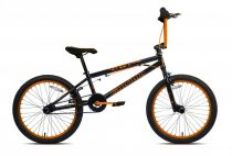 """Capriolo Totem 20"""" bmx kerékpár Fekete-Narancs"""