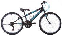 """Adria Spam 24"""" gyerek kerékpár Fekete-Kék"""