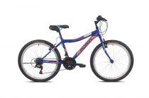 """Adria Stinger 24"""" Shimano gyerek kerékpár Kék-Narancs"""
