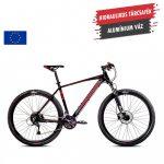 "Capriolo Level 9.4 29er kerékpár 19"" Fekete-Szürke-Piros"